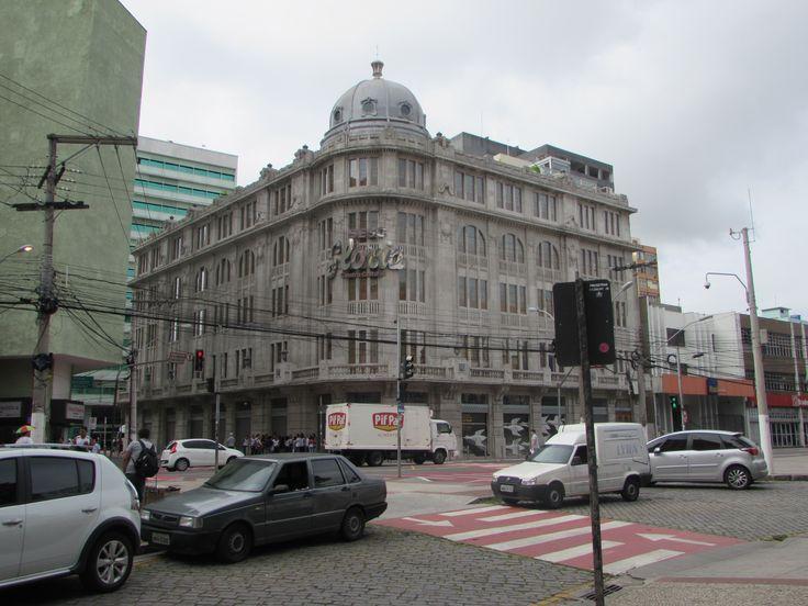 Teatro do SESC. centro Vitória ES
