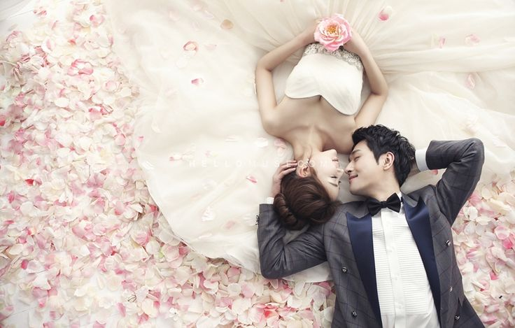 Korea pre wedding studio, hello muse