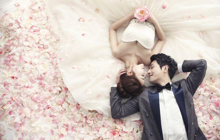 Korea pre wedding studio, hello muse