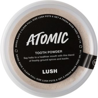 Switch up your morning coffee and brush with this spicy coffee and cardamom blend instead. Gentle but powerful, the freshly ground cinnamon and clove powders inside will refresh your mouth and gums whilst gently cleansing and soothing. Simply dab your toothbrush into this potent powder and get brushing. By using toothpaste in powder form you put the ingredients in direct contact with the teeth and gums, resulting in a thoroughly good clean.