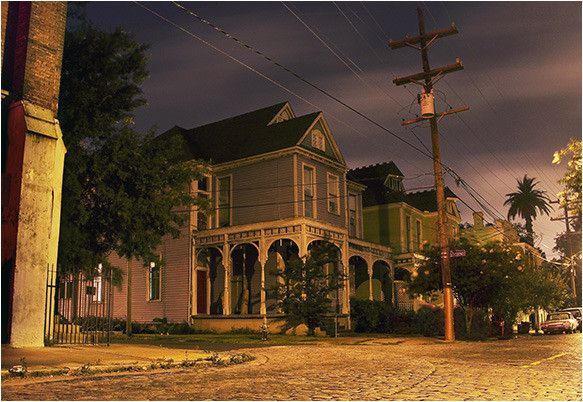 Felicity New Orleans nightscapes