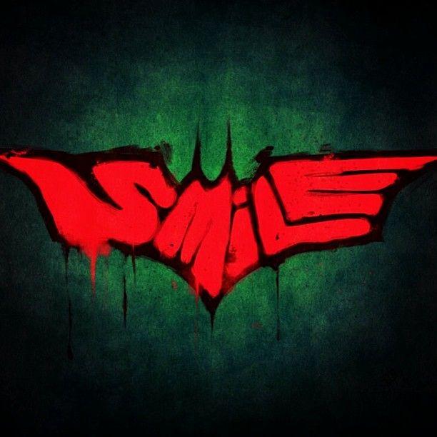 Joker Bat Symbol