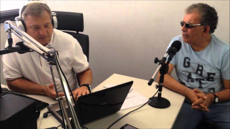 BATE PAPO - ÁLVARO ASSMAR & JOSENEL BARRETO - Baiana FM 89.3 - Salvador-...