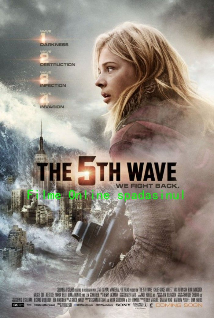 THE5TH WAVE