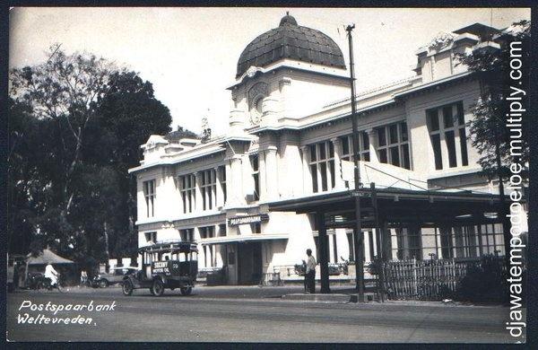 Postspaarbank 1931
