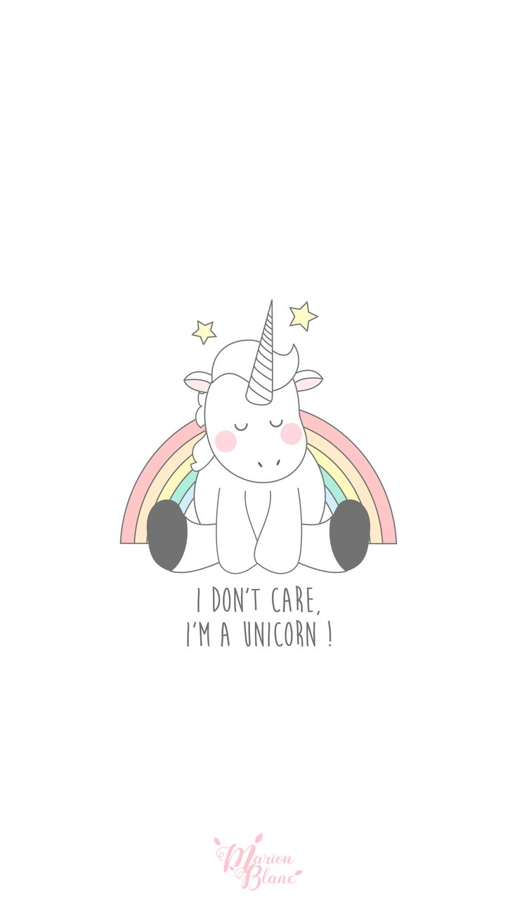 Kai iphone wallpaper tumblr - Unicorn Marion Blanc
