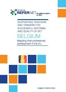 European Centre for the Development of Vocational Training