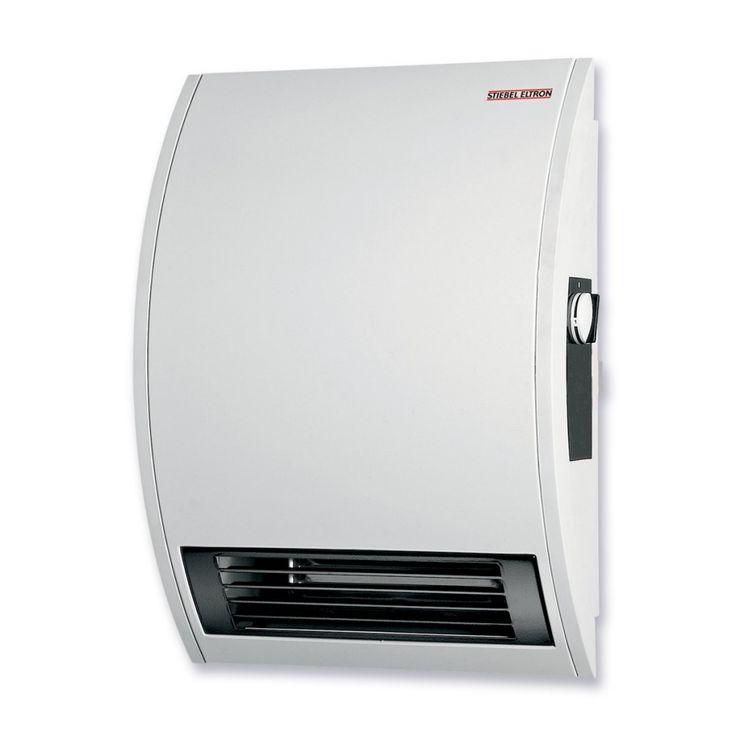 Review Of Stiebel Electron CK 15E Wall Mounted Electric Fan Heater
