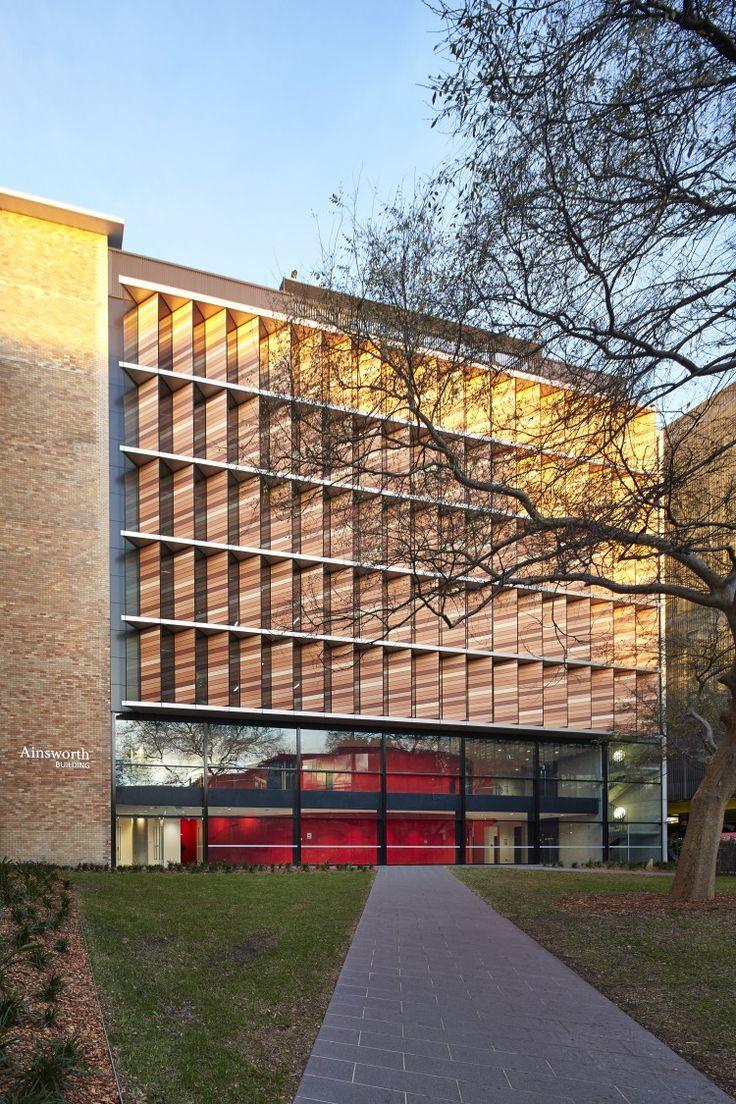 UNSW Kensington Colleges Redevelopment / Bates Smart