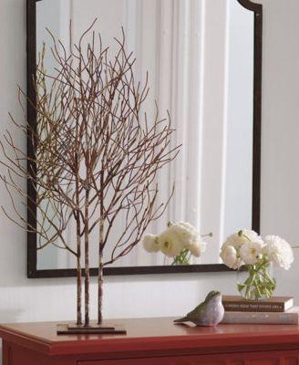 Lovin this Metal Tree Sculpture!