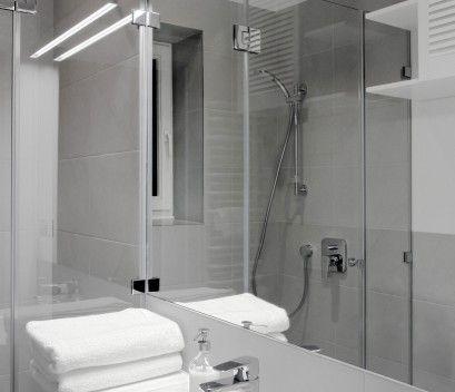 Elegant and clean bathroom.   #bathroom #apartment