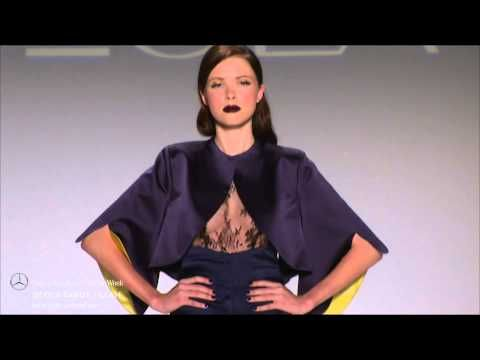 DEOLA: MERCEDES-BENZ FASHION WEEK S/S15 COLLECTIONS - YouTube