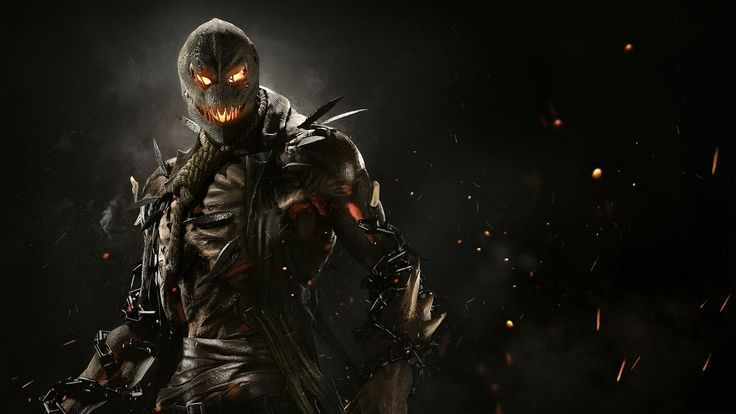 Injustice 2 - Introducing Scarecrow!