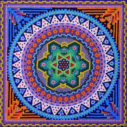 Imagem de Huichol http://41.media.tumblr.com/c370bbae8a99a4c14c3c562453d07686/tumblr_n3vfx0xr5O1qe10v3o5_500.jpg.
