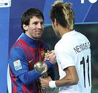 Neymar - Wikipedia, la enciclopedia libre