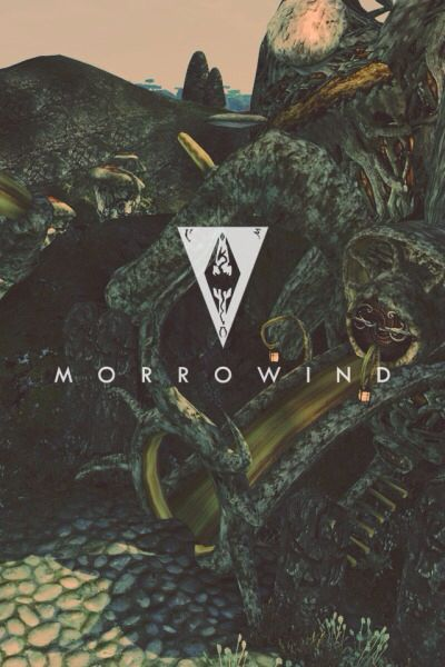 Morrowind - The Elder Scrolls V: Skyrim