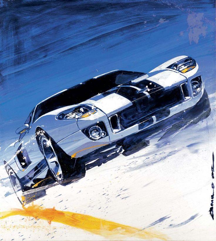 An Interview with Ford GT Designer Camilo Pardo • Petrolicious