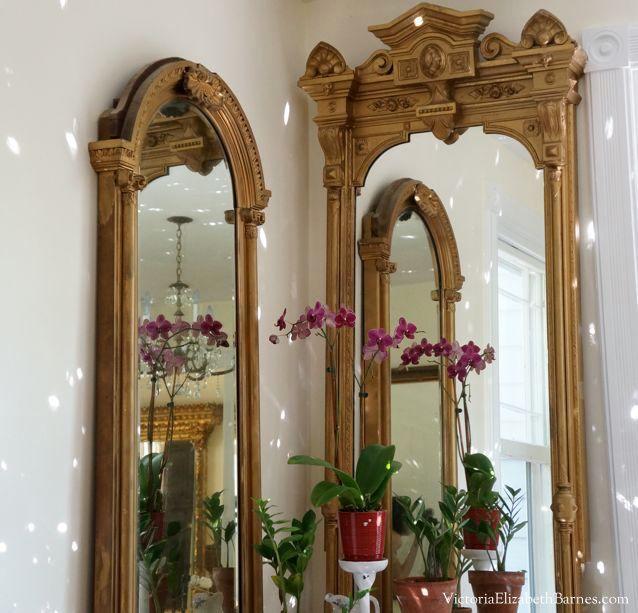 25 best ideas about Victorian mirror on Pinterest