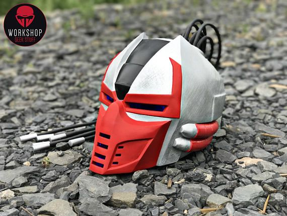 Hey, I found this really awesome Etsy listing at https://www.etsy.com/listing/533458453/sektor-helmet-from-the-game-mortal