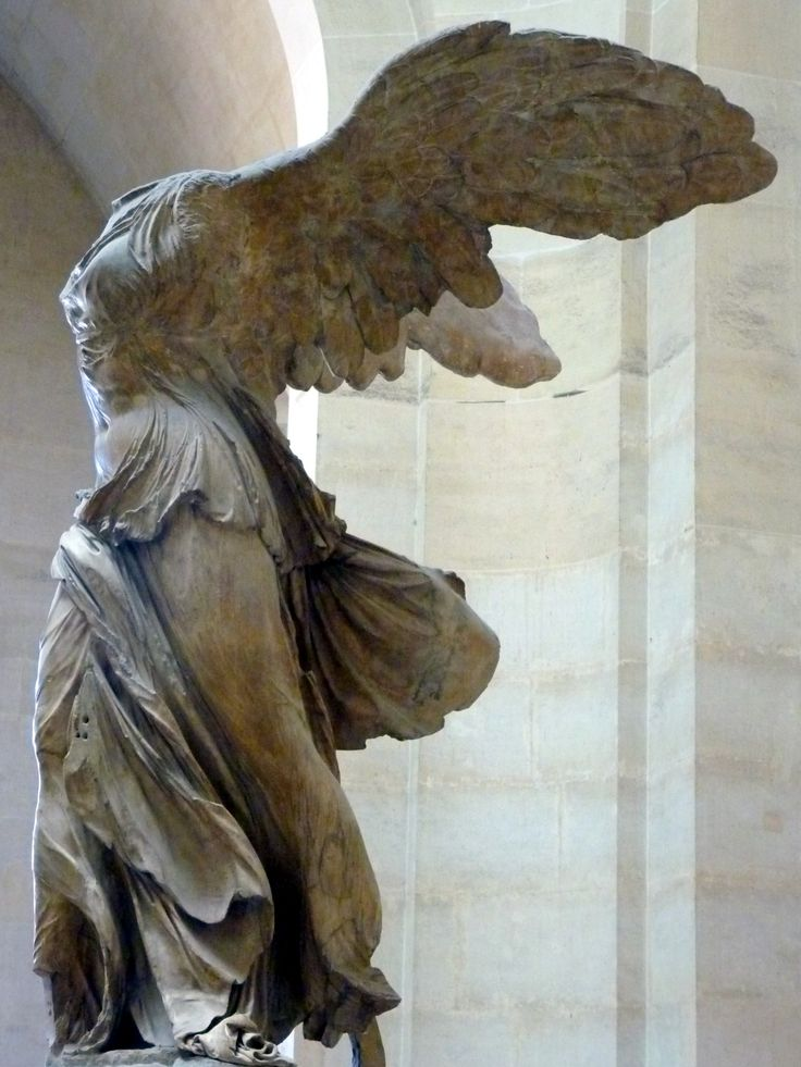 32 Best Images About Nike Of Samothrace On Pinterest