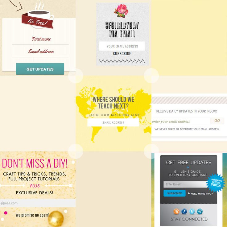 53 best Blog Elements Opt-ins images on Pinterest Design web - exclusivity agreement template