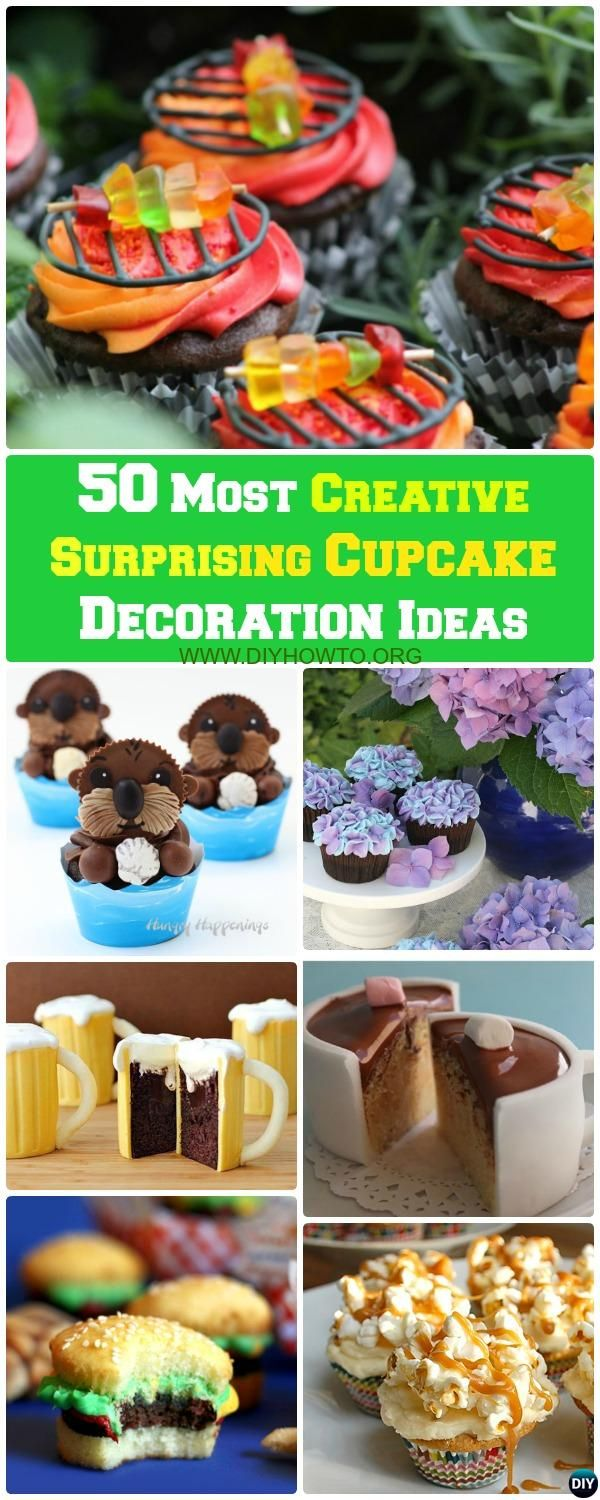 Best 25+ Cupcakes design ideas only on Pinterest | Fun cupcakes ...