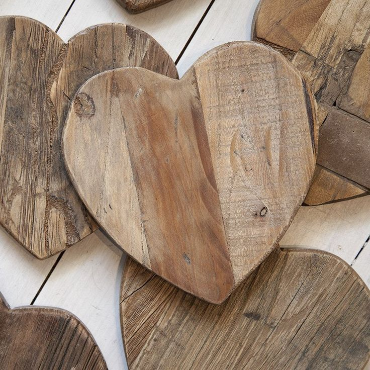 Recycled Elm wood serving board - no two are the same!