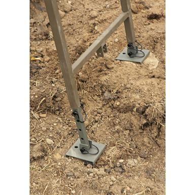 Ameristep Ladder Stand Leveler Kit