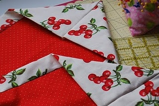 10 minute table runner, tutorial