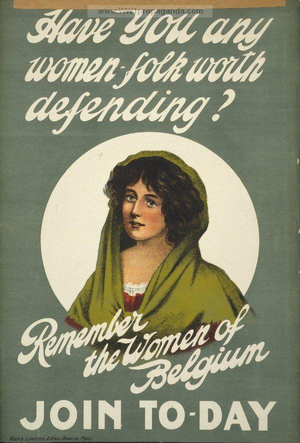 286 best First World War Propaganda images on Pinterest ...