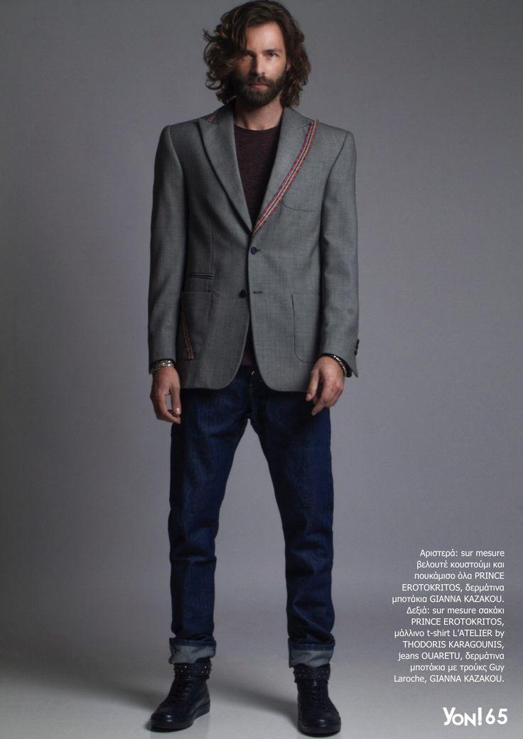 Fashion Magazine based in Athens