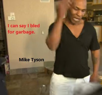 Mike Tyson Wants His Children To Be Happy