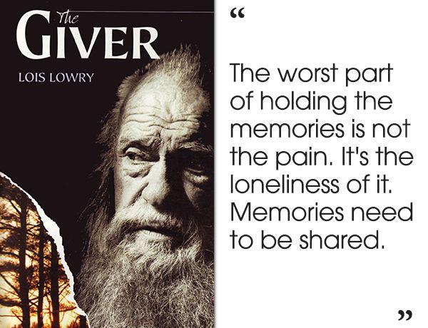 The Giver: Lois Lowry Discusses Her Classic Novel and the Film