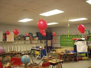 Voor de laatste 20 dagen van het schooljaar. In elke ballon zit een leuke dag opdracht. Of voor kamp....