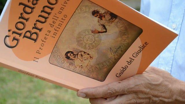 """Booktrailer del libro di Guido del Giudice """"Giordano Bruno. Il Profeta dell'universo infinito""""."""