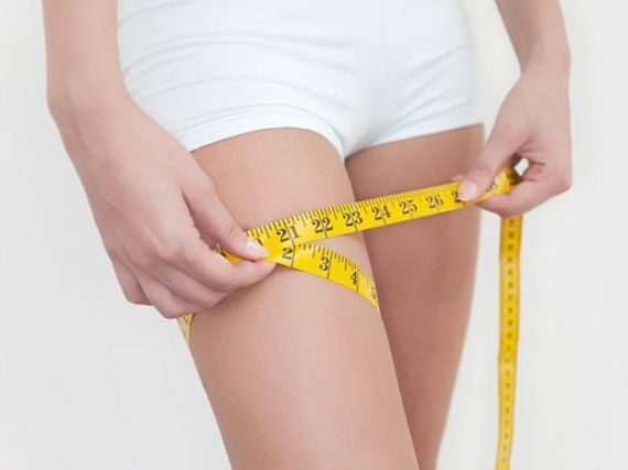 Slimmer Thighs in 7 Days. Yes, It's Possible!