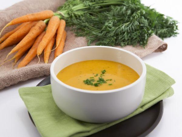 Soupe piquante aux carottes - Femmes d'Aujourd'hui!