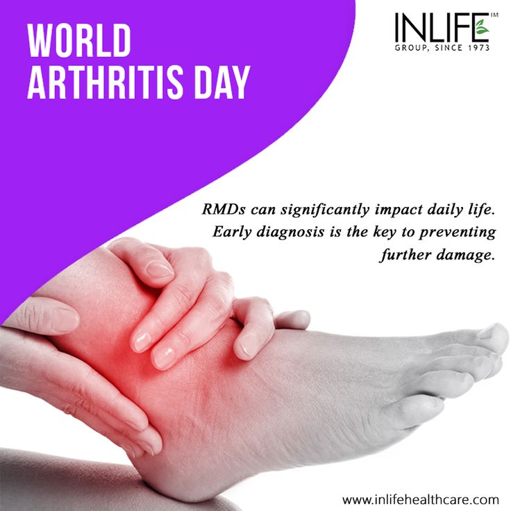 Look out for the early signs and symptoms of #Arthritis and prevent yourself from falling into the painful trap! #WorldArthritisDay