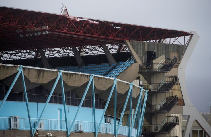 Reals trip to Celta off after stadium damage   Madrid (AFP)  La Liga leaders Real Madrids visit to Celta Vigo scheduled for Sunday has been postponed after strong winds and heavy rain caused structural damage to Celtas Balaidos stadium the Spanish league confirmed.  Earlier on Saturday the mayor of Vigo stated the stadium wasnt in a safe condition to host the game but both clubs and the league waited on a security report before a final decision was made.  According to the report from the…