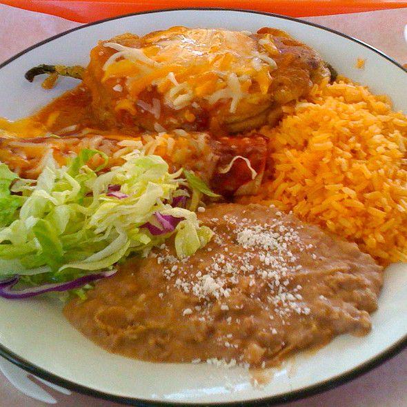 La fonda oak hills mexican restaurant we continue to for Authentic cuisine