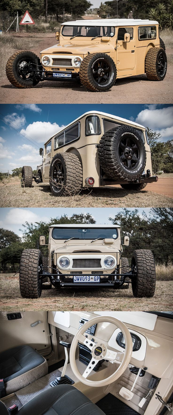 1976 Land Cruiser FJ40 Hot Rod                                                                                                                                                                                 More