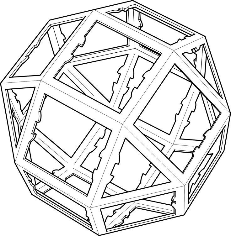 Twenty Six Sided Shape transparent image