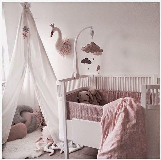 girls pink room ideas