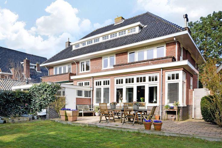 Jaren30woningen.nl Voorbeeld van een jaren 30 aanbouw