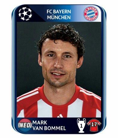 Bayern München - Mark Van Bommel