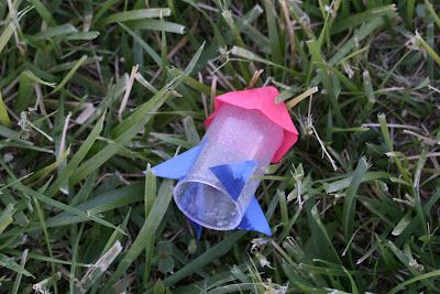 ENGINEERING BADGE: Alka seltzer rockets from I'm a Cub Master...NOW WHAT!