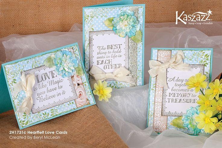 2H1731c Heartfelt Love Cards