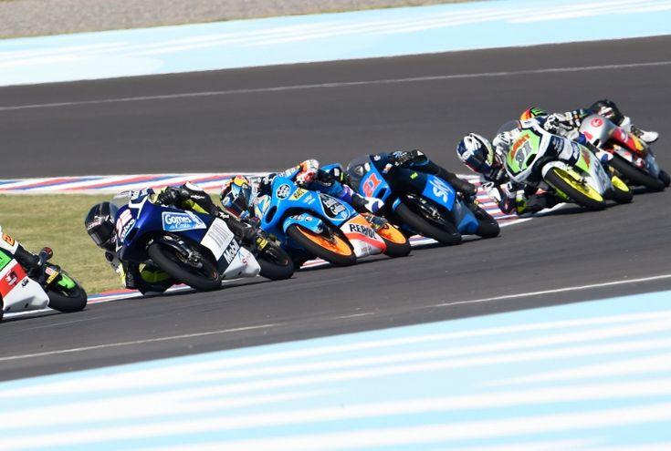 Isaac Vinales, Argentinian Moto3 Race 2014