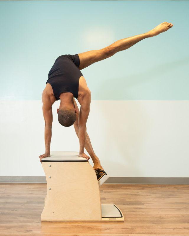 Brett Howard Pilates - Home (Wunda Chair)