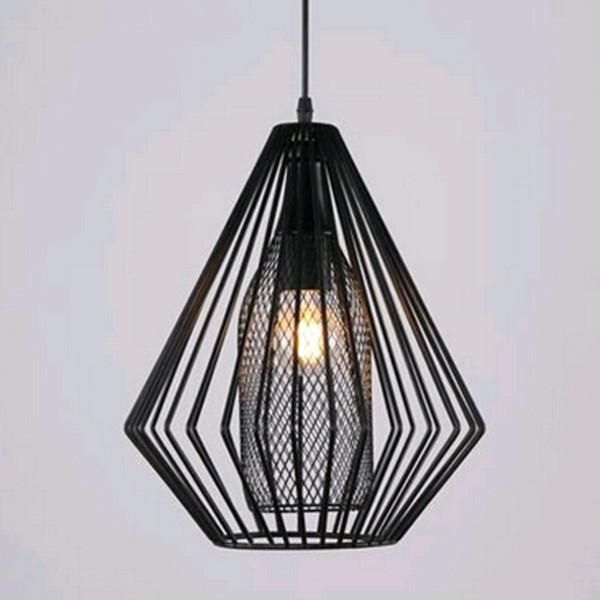 Led lighting 43 pinterest led super bright vintage led pendant lights industrial lighting cafe bar bedroom restaurant living room birdcage pendant mozeypictures Choice Image